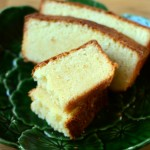 Baking Bites for Craftsy: Classic Eggnog Pound Cake