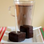 How to Make Hot Chocolate on A Stick at Home from Baking Bites