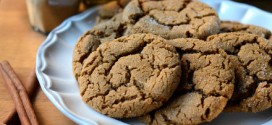 Olive Oil Gingersnaps