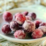 How to Make Candied Cranberries