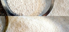 Do you have to sift cake flour before using it?