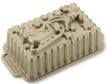 Nordic Ware Twas Loaf Pan Baking Bites