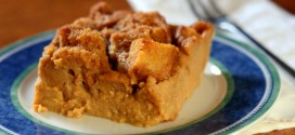Easy Dulce de Leche Bread Pudding