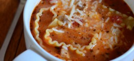 Baking Bites for Craftsy: Lasagna Soup