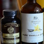 What is the difference between vanilla bean paste and vanilla extract?