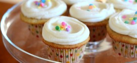 Baking Bites for Craftsy: All-Purpose Vanilla Cupcakes