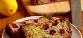 Orange Cranberry Almond Bread