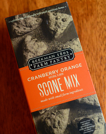 Beekman 1802 Cranberry Orange Scone Mix