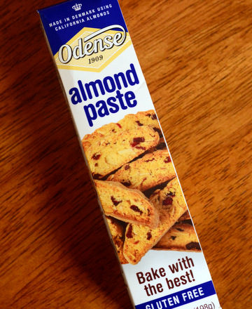 What is Almond Paste?