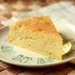 Lemon & Ricotta Cake
