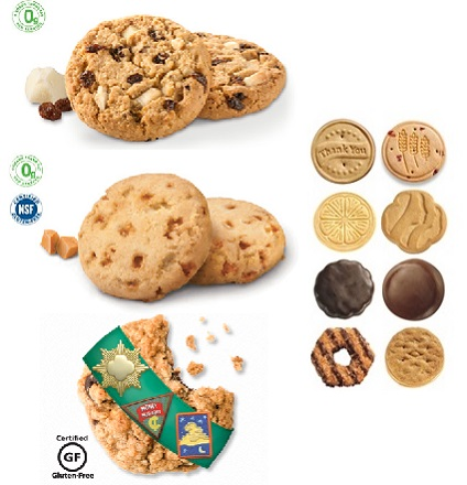 Girl Scouts Add Three New Flavors to 2016 Lineup