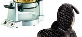 Cook's Illustrated Tests Belgian-Style Waffle Irons