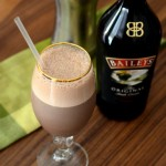 Irish Cream Egg Cream
