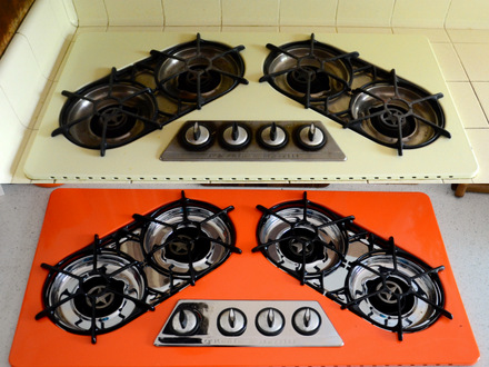 How to Get A Vintage Cooktop Restored