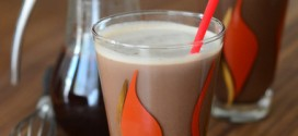 Homemade Chocolate Egg Creams