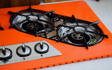 Restored 1964 O'Keefe & Merrit Cooktop