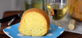 Sauvignon Blanc Bundt Cake