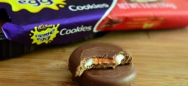 Cadbury Creme Egg Cookies, reviewed