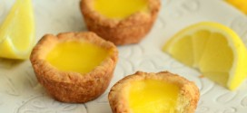 Bite-Sized Lemon Curd Tarts