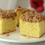 Baking Bites for Craftsy: Make-Ahead Overnight Coffee Cake