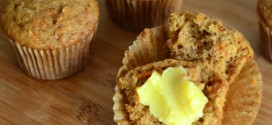 Baking Bites for Craftsy: One-Bowl Carrot Cake Muffins