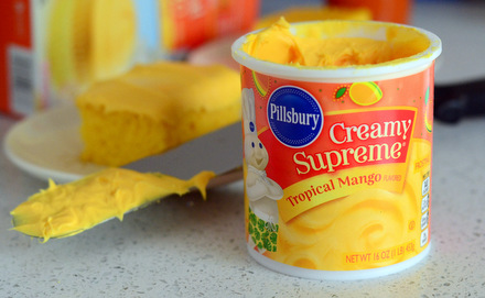 Pillsbury Mango Cake Mix & Frosting, reviewed