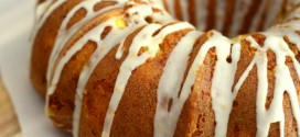Orange-Glazed Pineapple Bundt Cake