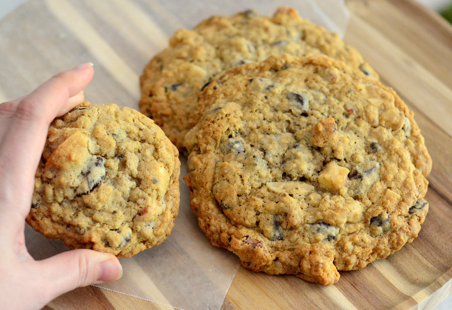 Giant Kitchen Sink Cookies