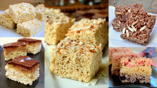 5 Recipes That Will Take Your Rice Krispy Treats to the Next Level
