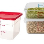 Cook's Illustrated Rates Dry Goods Storage Containers