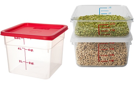 High Quality Cooku0027s Illustrated Rates Dry Goods Storage Containers