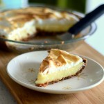 Vanilla Cream Pie with Vanilla Meringue