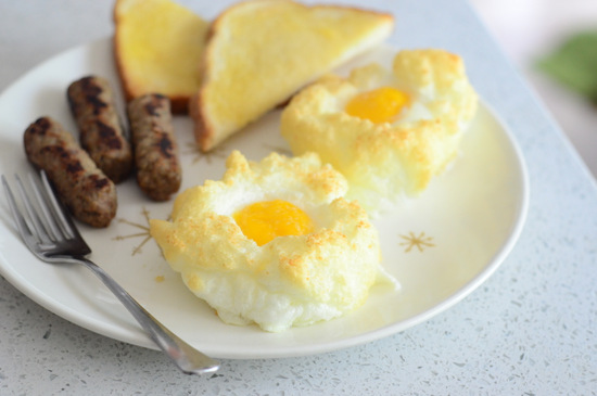 Baking Bites for Craftsy: How to Make Egg Clouds for Better Brunching