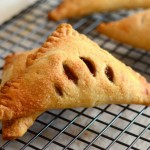 Baking Bites for Craftsy: Apple Pie Turnovers