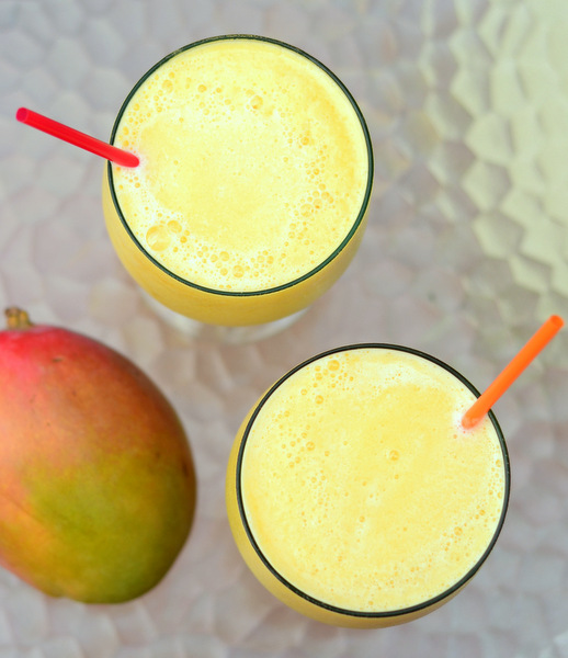 How to Make a Mango Julius