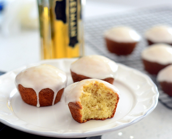 Elderflower and Almond Tea Cakes