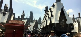 Lunch at The Three Broomsticks at the Wizarding World of Harry Potter