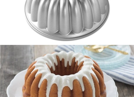 Elegant Party Bundt Pan Baking Bites