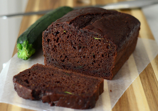 Baking Bites for Craftsy: Easy Summer Chocolate Zucchini Bread