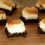 The Ultimate S'mores Brownies