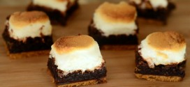 The Best S'mores Brownies