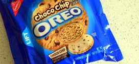 Choco Chip Cookie Oreos, reviewed