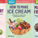 Summer Kickoff: Frozen Desserts Cookbook Trio Giveaway!!