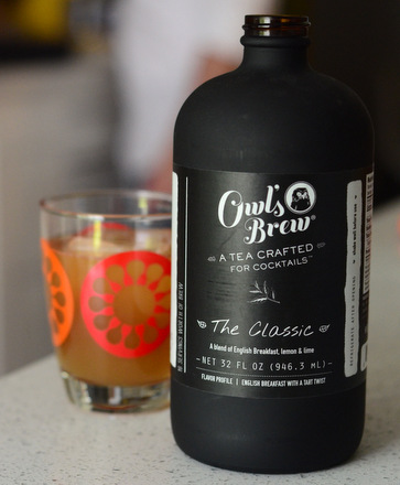 The Owl's Brew Tea Cocktail Mixer, reviewed