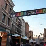 Scenes from LA Times' The Taste, 2014