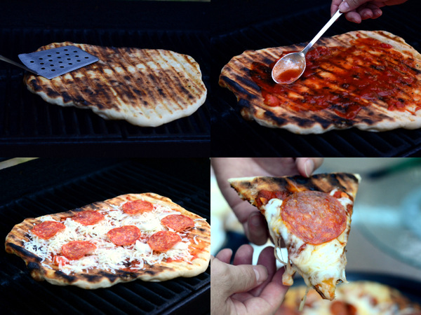 Baking Bites for Craftsy: How to Grill Pizza