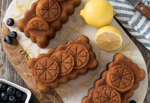 Nordic Ware Lemon Trio Pan Baking Bites