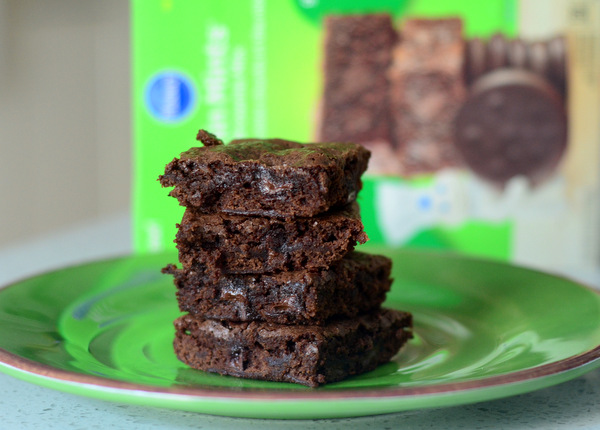 Pillsbury Thin Mint Brownie Mix, reviewed
