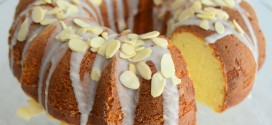 Amaretto Buttermilk Bundt Cake