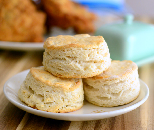 Flaky, Self Rising Buttermilk Biscuits